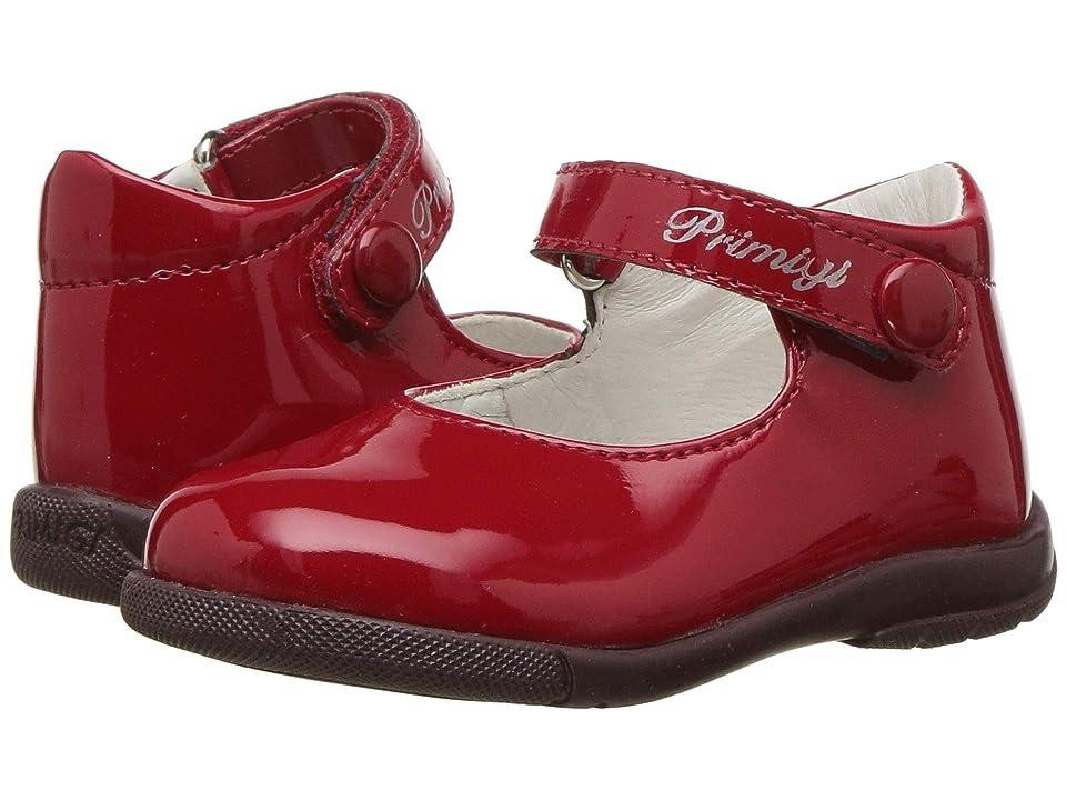 Primigi Kids PPB 24020 (Infant/Toddler) (Red) Girl
