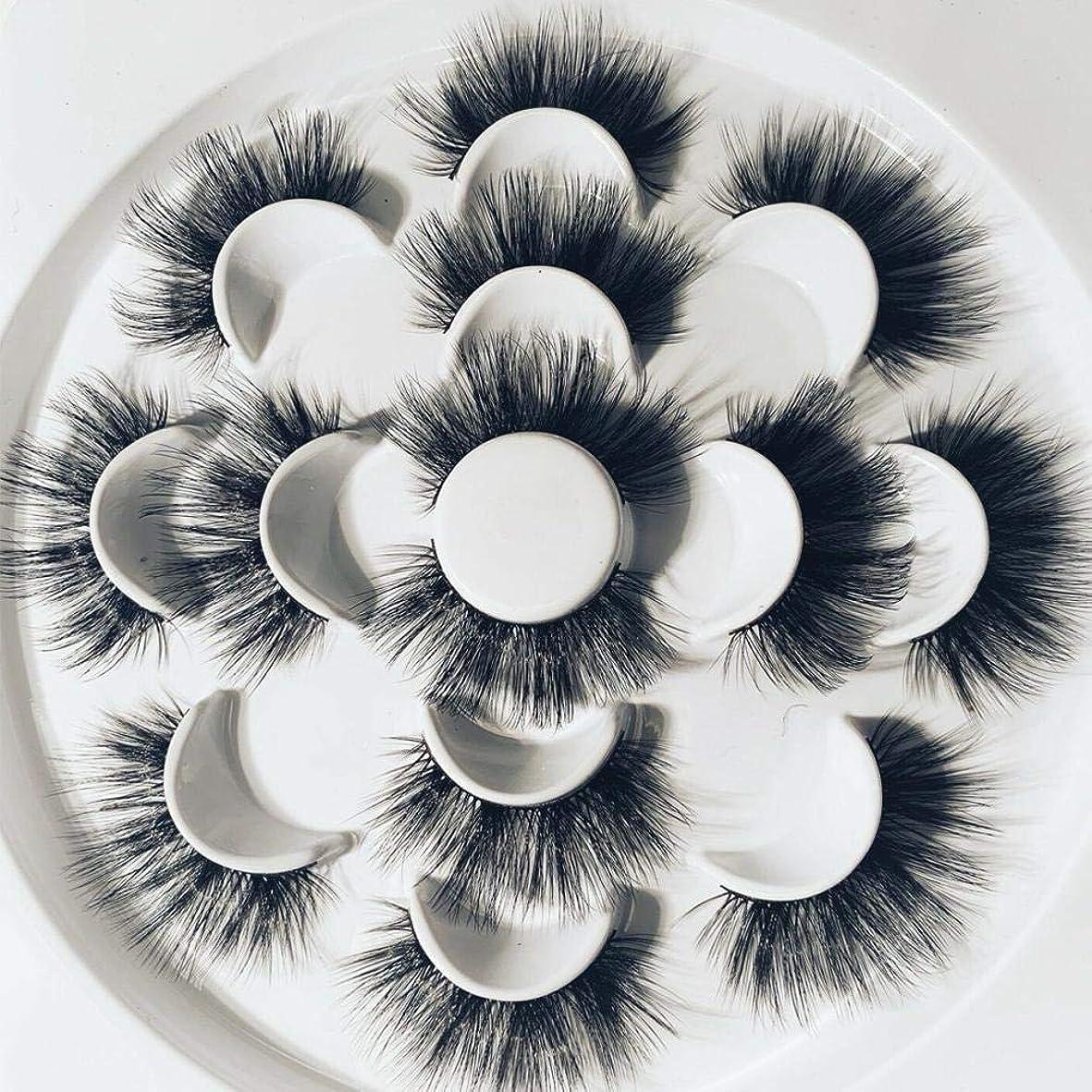 階層ボウリングプラスBETTER YOU (ベター ュー) 自然 濃密 ブラック つけまつげ 立体 舞台 アイメイク 使いやすい 7対入れ (1)