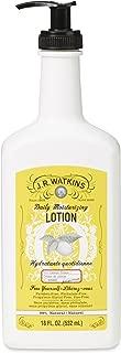 J.R. Watkins Daily Moisturizing Lotion (Lemon Cream) - 18 Ounces