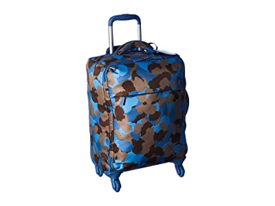 Lipault Paris Spinner 55/20 Carry-On (Frozen Land) Bags