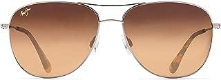 Maui Jim Sunglasses | Cliff House 247 | Aviator Frame, with Patented PolarizedPlus2 Lens Technology
