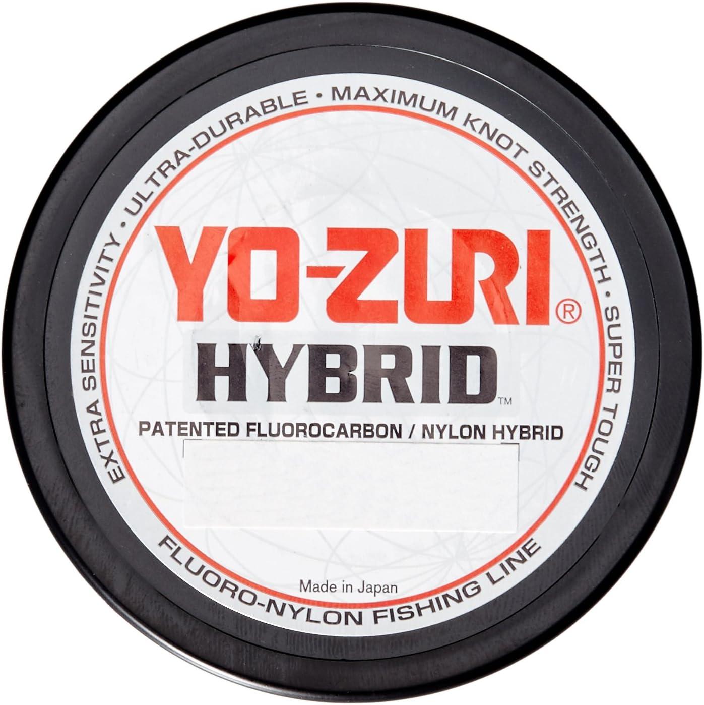 Yo-Zuri Hybrid 600-Yard Fishing Line