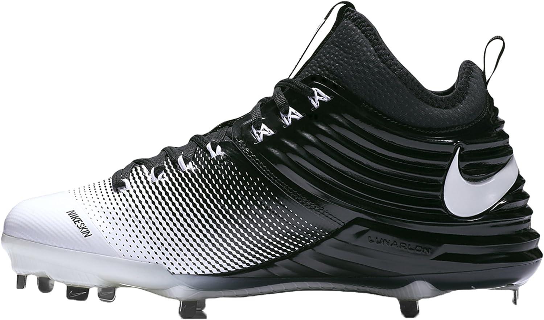 Nike Lunar Trout 2 07127 010 Black White