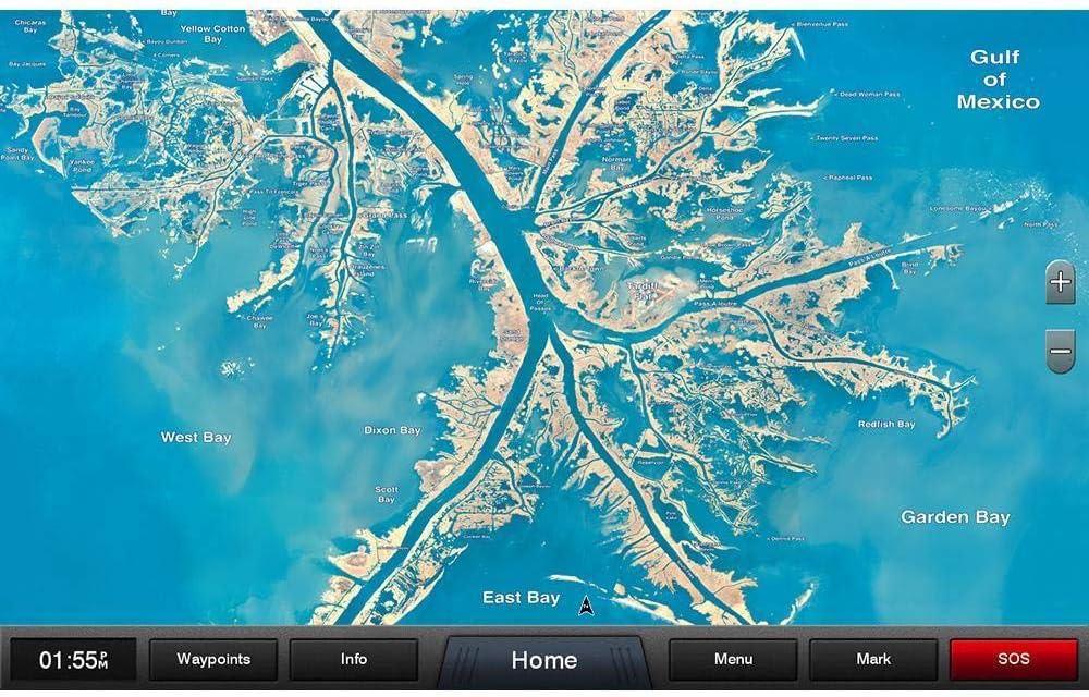 Garmin Standard Mapping - Louisiana One ClassicmicroSD/SD Card [010-C1162-00]