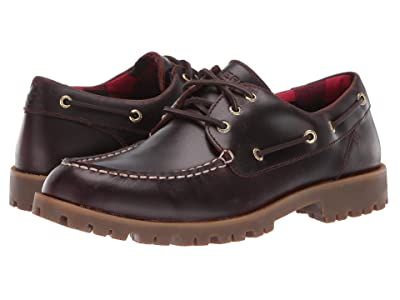 Sperry A/O Lug 3-Eye (Amaretto) Men
