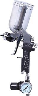 CARTMAN Professional HVLP Spray Gun W-71, W-71G, Aluminum Cup 13.6 oz Capacity, 8-10 CFM..