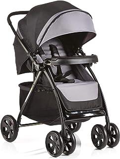 Evenflo Aeon Full Size Stroller - Brown, 9.6 Kg