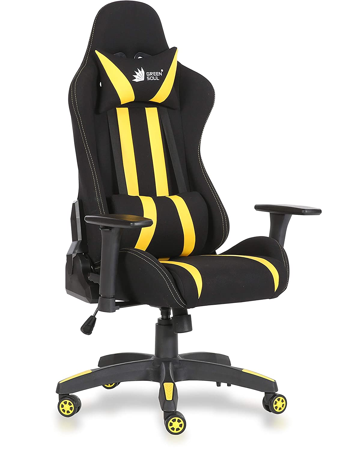 BEST [2 in 1] OFFICE & GAMING CHAIR, GREEN SOUL BEAST SERIES GS600 GAMING CHAIR REVIEW US 2021
