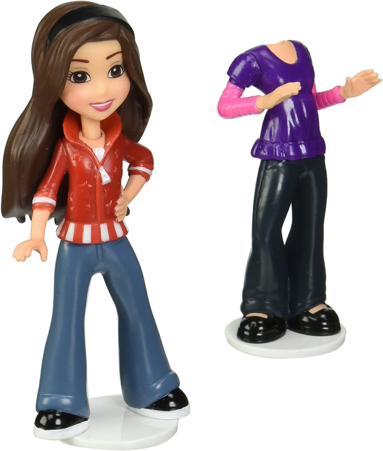 ICarly Fashion Switch Carly rot Jacket & Jeans