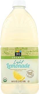 365 Everyday Value, Organic Light Lemonade, 64 fl oz