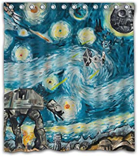 Best star wars curtain fabric Reviews