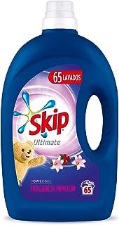 Skip - Ultimate Triple Poder Detergente Líquido Fragancia Mimosín, 65 Lavados