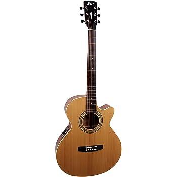 Cort SFX-ME guitarra acústica poros abiertos: Amazon.es ...