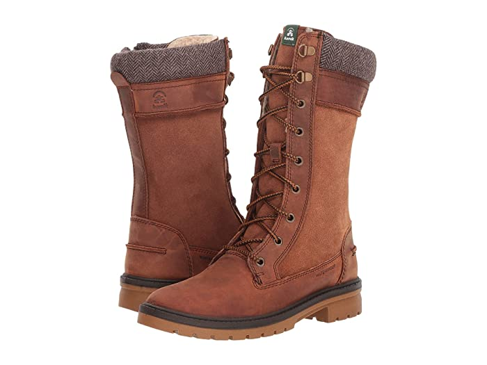 Kamik  Rogue9 (Cognac) Womens Cold Weather Boots
