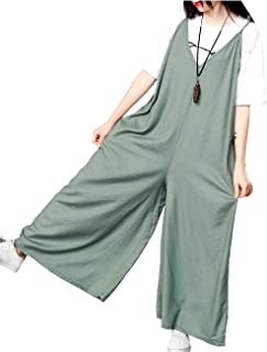 P08 Women Jeans Cropped Pants Overalls Jumpsuits Holed Distressed Letter Print Casual Loose Fit