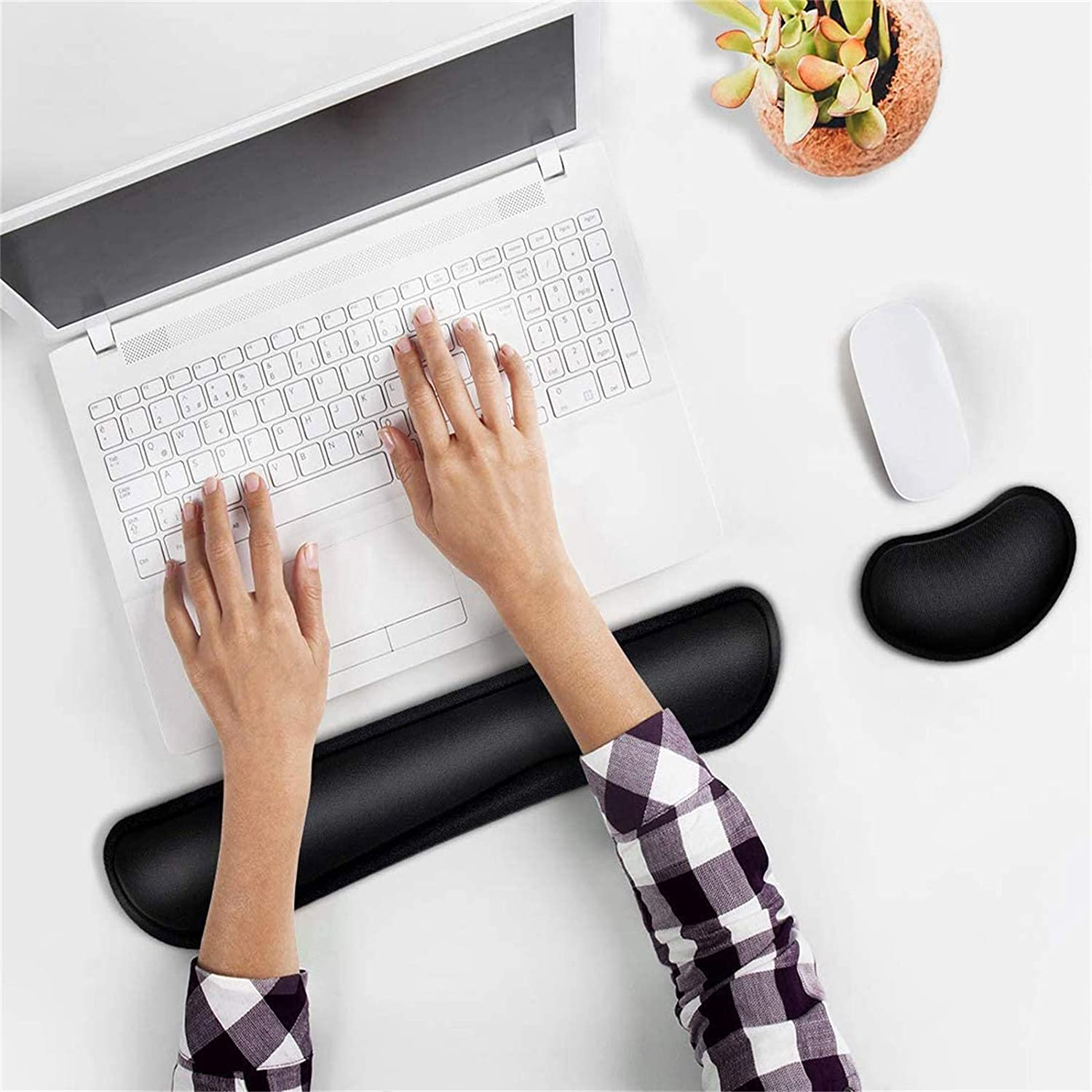 Mouse Wrist Max 68% OFF All stores are sold Rest Pad Keyboard Memory Bar Support Foam