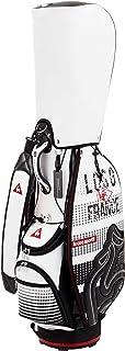 le coq sportif GOLF (ルコックゴルフ) ビッグロゴキャディバッグ(20SS) QQBPJJ06 WH00(ホワイト)