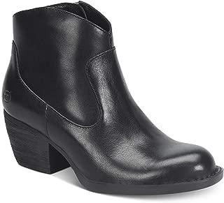 Woman's Carmel Booties, Black