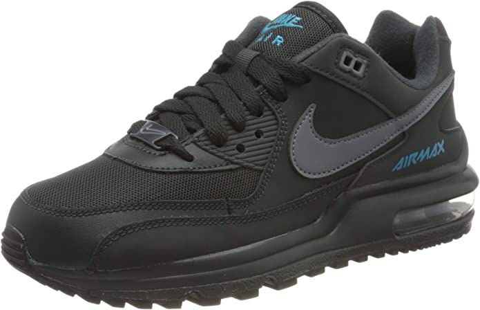 Nike Air Max Wright GS, Sneakers Basses Mixte, Gris (Anthracite ...