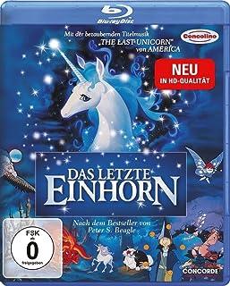 Das letzte Einhorn Blu-ray