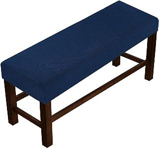 Amazon Com Bench Cushion Slipcovers Home Décor Home Kitchen