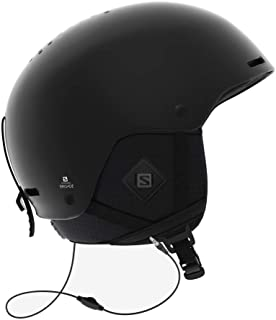 comprar comparacion Salomon Brigade Casco de esquí y Snowboard para Hombre, con Sistema de Audio, Carcasa ABS, Tecnología Smart, Circunferenci...