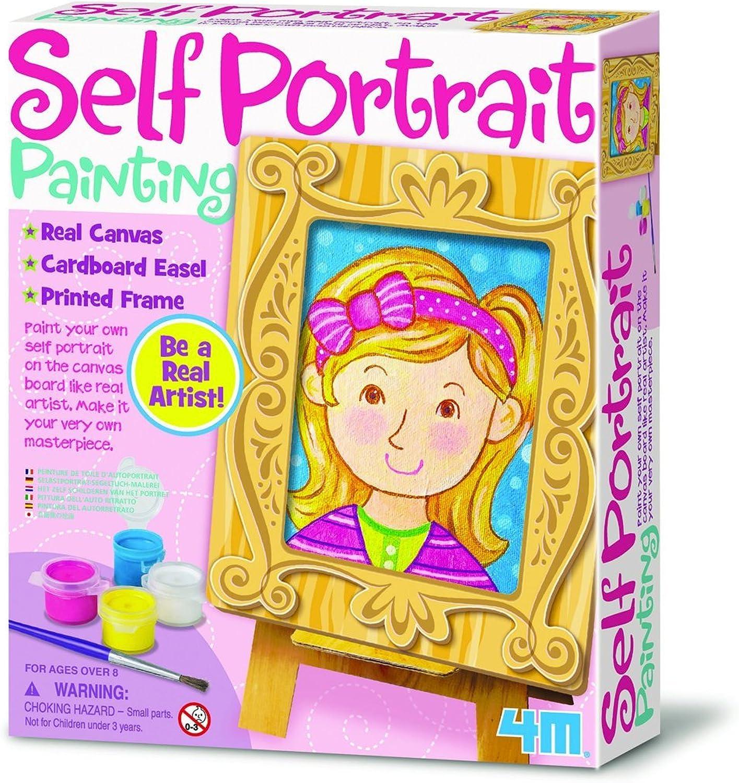 4M Self Portrait Painting Kit by 4M