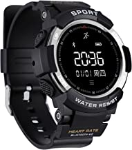 Fitness Tracker Heart Rate Monitor Sleep Monitor Waterproof Military Pedometer Sports Digital Smart Watches for Men