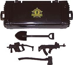 JoeCon 2018 Cobra GI Joe Convention Exclusive Slaughters Marauders Footlocker Weapons Pack
