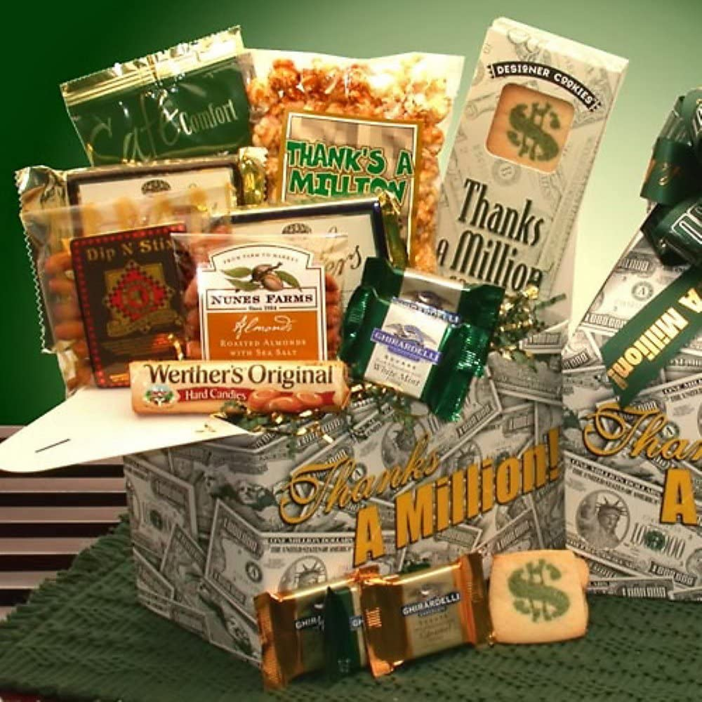 Organic Stores Under blast sales Thanks A Million 5 ☆ popular Deluxe Care Package