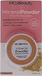 Mcobeauty Mineral Powder Shine-free Foundation - 01 Classic Ivory 0.18 Oz