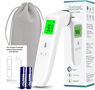 RUINAIER /  T09 Smart Body Thermometer Vollbild 1S Infrarot-Digitalmessger/ät Mit Sofortmessung