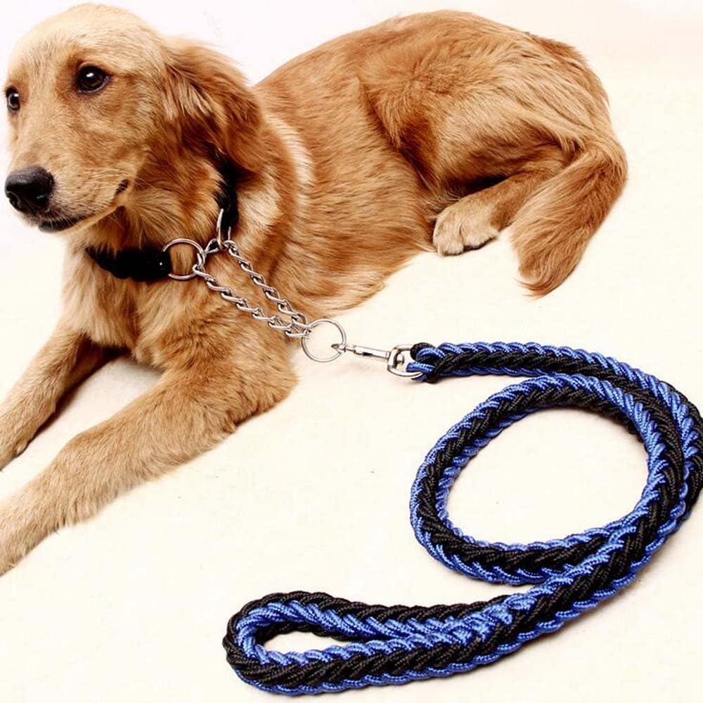 Import OCSOSO 2 in 1 Heavy Duty Dog Nylon Collar Braided and Dallas Mall Adjustable