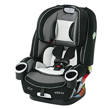 Graco 4Ever DLX 4 in 1 Car Seat, Infant to Toddler Car Seat, with 10 Years of Use, Fairmont: image