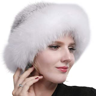 white alpaca hat