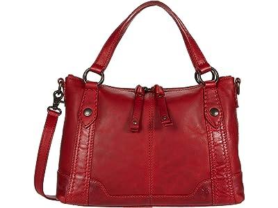 Frye Melissa Medium Crossbody (Red) Handbags