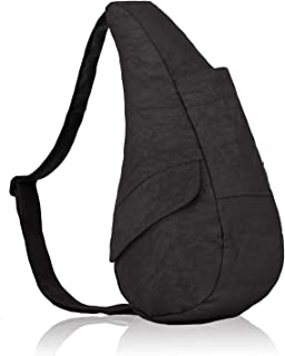 X-Small Distressed Nylon Healthy Back Bag Tote