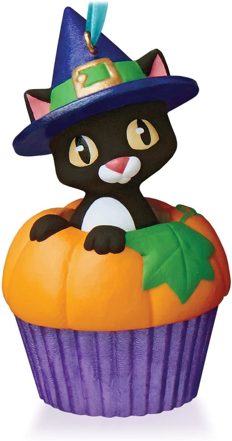 #QHA1047 Star Spangled Bear Hallmark Ornament 2016 Keepsake Cupcakes #12