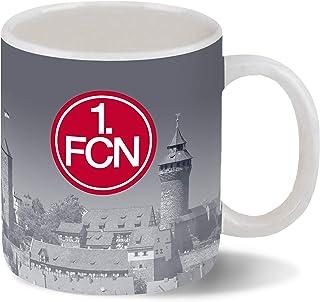 1. FC Nürnberg 1.FC Nürnberg Kaffeetasse 320 ml - Tasse Panorama Nürnberg