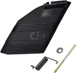 Craftsman 532130968 Mower Deck Deflector Shield Kit with Mounting Hardware