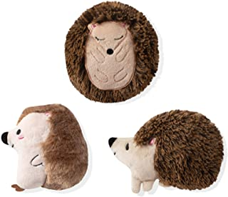 Fringe Studio Pet Toy, Small Dog Toy Set, Hedgehogs, 3 Pieces (289408)