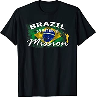 Brazil Manaus Mormon LDS Mission Missionary Gift