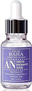 Niacinamide 5% + Arbutin 5% Serum 1oz With Hyaluronic Acid - Skin Brightening + Diminishes Acne + Treating Pigmentations +...