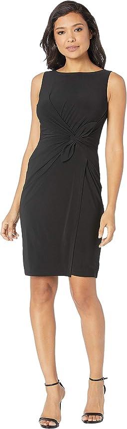 4R Matte Jersey Laila Sleeveless Day Dress