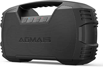 AOMAIS GO Bluetooth Speakers, 40H Playtime Outdoor...