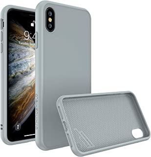 Rhino Shield Solidsuit For Iphone Xs- Classic Cloud Gray