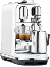 Sage Appliances SNE800 the Creatista Plus, Nespresso machine, roestvrij staal