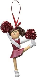 Best cheerleader ornaments cheap Reviews