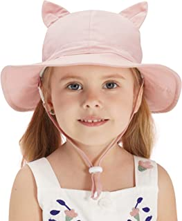 Home Prefer Baby Sun Hat UPF 50+ Sun Protection Hats for Toddler Kids Boys Girls