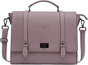 Briefcase for Women, 15.6 Inch Laptop Bag Business Work Bag Crossbody Bags College..
